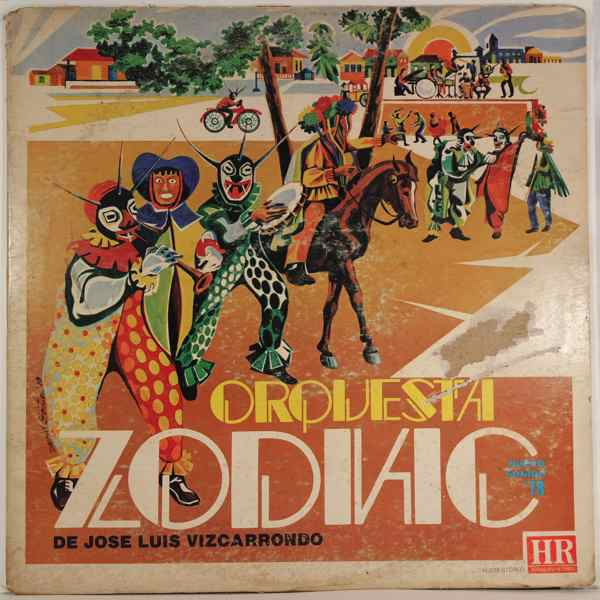 ORQUESTA ZODIAC - Nuevo sonido 78 - LP