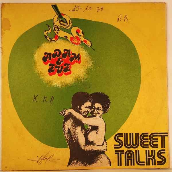 SWEET TALKS - Adam & Eve - LP