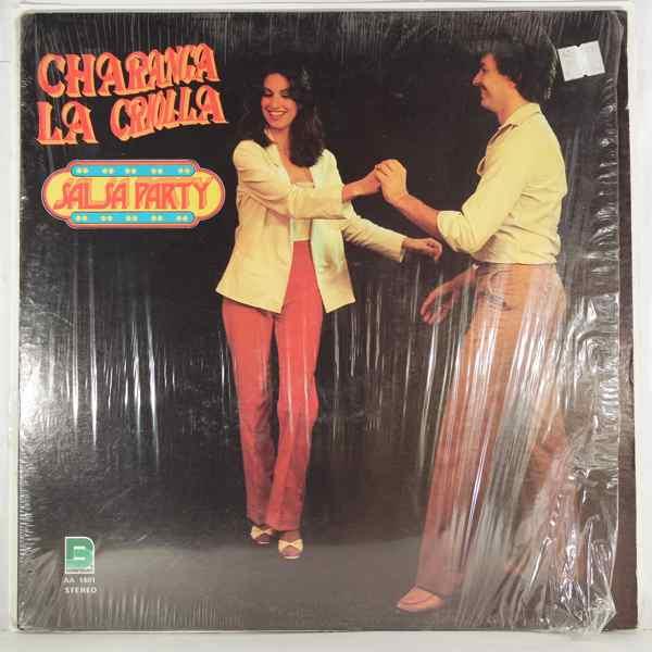 Orquesta Charanga La Criolla Salsa party