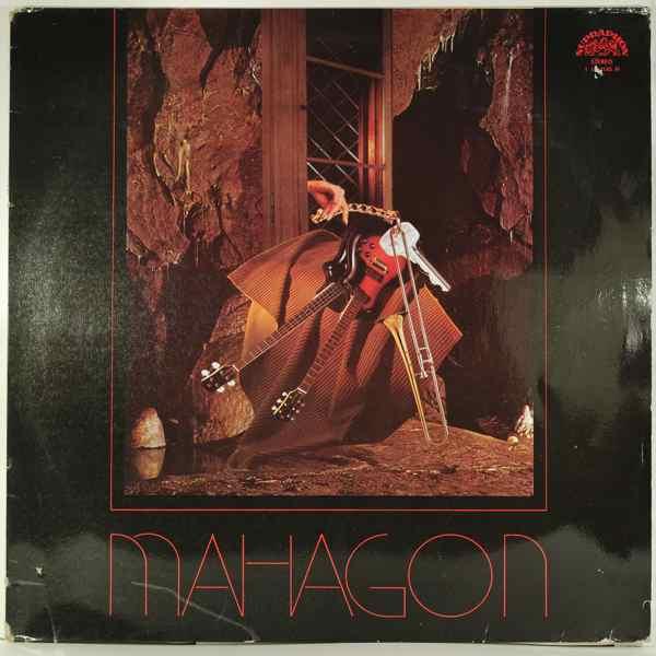 MAHAGON - Same - LP