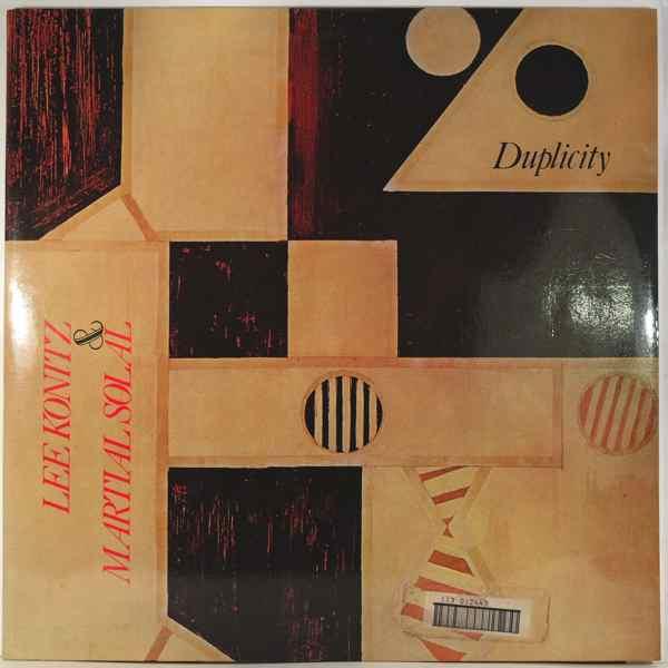 Lee Konitz & Martial Solal Duplicity