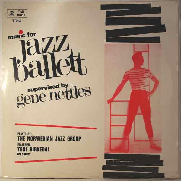 THE NORWEGIAN JAZZ GROUP - Music For Jazz Ballet - 33T