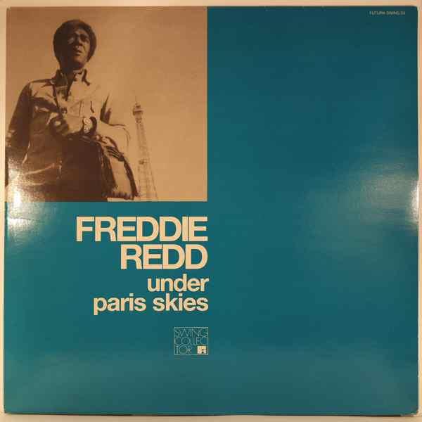 FREDDIE REDD - Under Paris Skies - LP