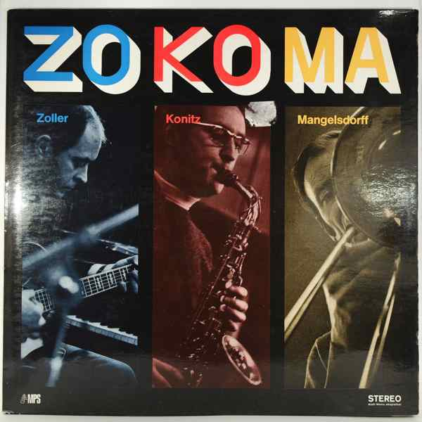Attila Zoller - Lee Konitz Quartet featuring Alber Zo-Ko-Ma