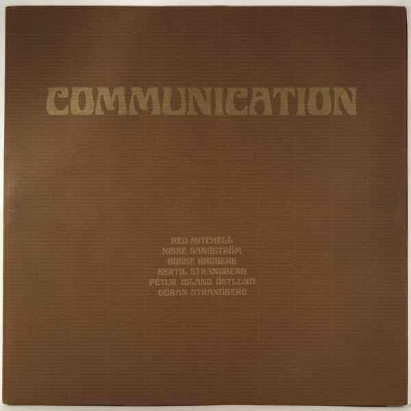 COMMUNICATION - Same - 33T x 2