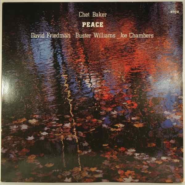 CHET BAKER - Peace - 33T