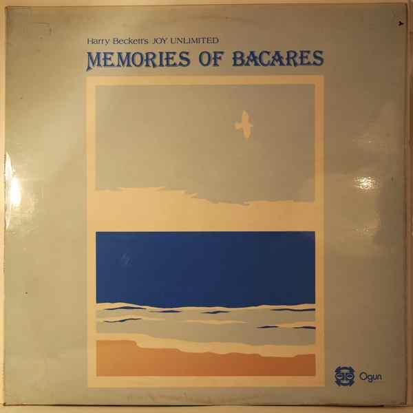 HARRY BECKETT'S JOY UNLIMITED - Memories Of Bacares - LP