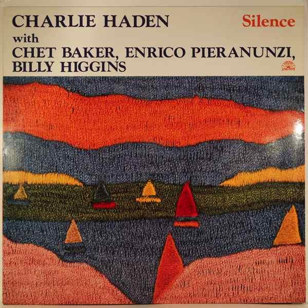 CHARLIE HADEN - Silence - 33T