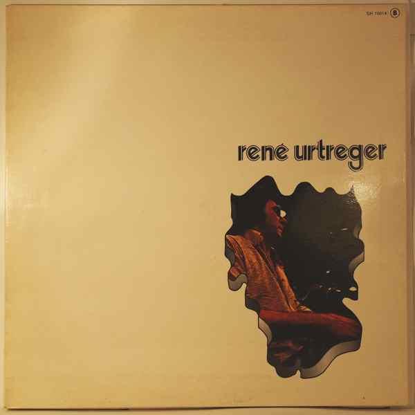 RENE UTREGER - Pianos Puzzle - LP