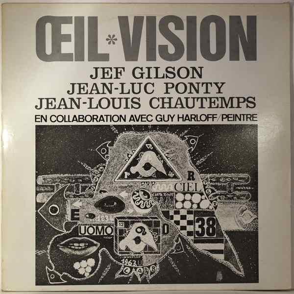 JEF GILSON - Îil Vision - LP