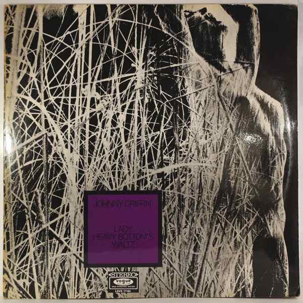 JOHNNY GRIFFIN - Lady Heavy Bottom's Waltz - LP