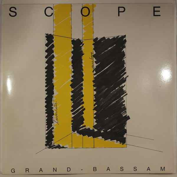 SCOPE - Grand-Bassam - LP
