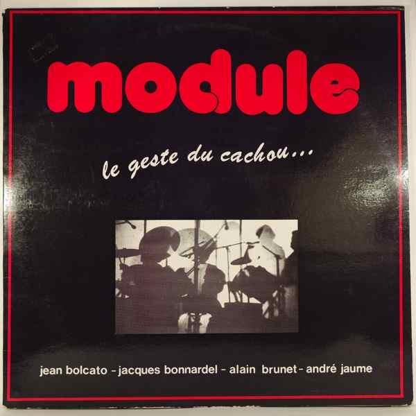 MODULE - Le Geste Du Cachou - LP