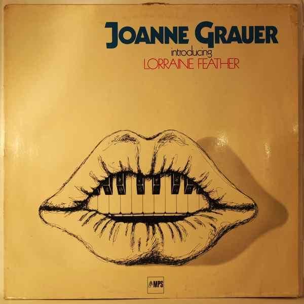 JOANNE GRAUER - Introducing Lorraine Feather - LP