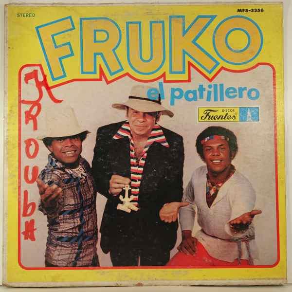 FRUKO - El patillero - LP