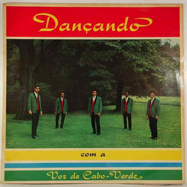 VOZ DE CABO VERDE - Dancando - LP