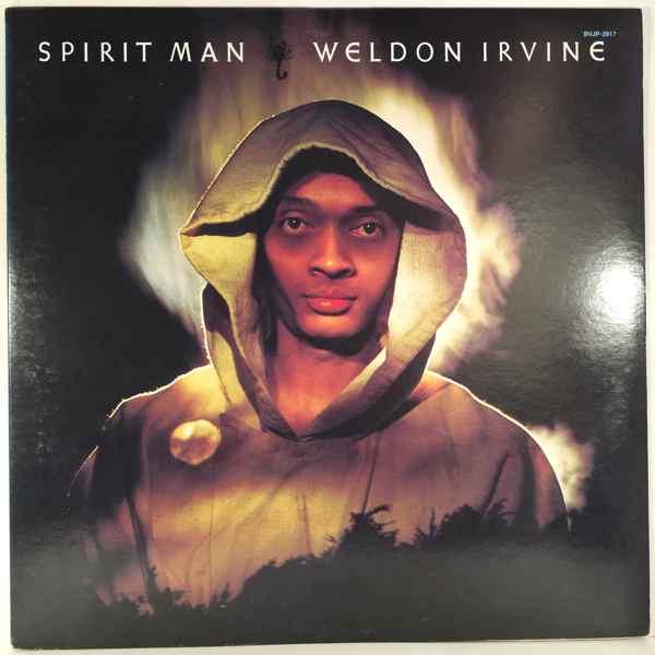 WELDON IRVINE - Spirit Man - LP