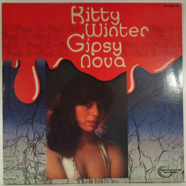 KITTY WINTER GIPSY NOVA - Feel It - 33T