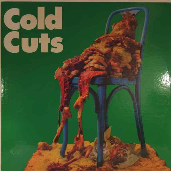 NICHOLAS GREENWOOD - Cold Cuts - LP