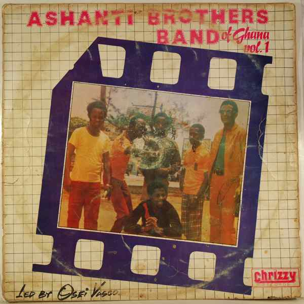 ASHANTI BROTHERS BAND - No insurance - LP