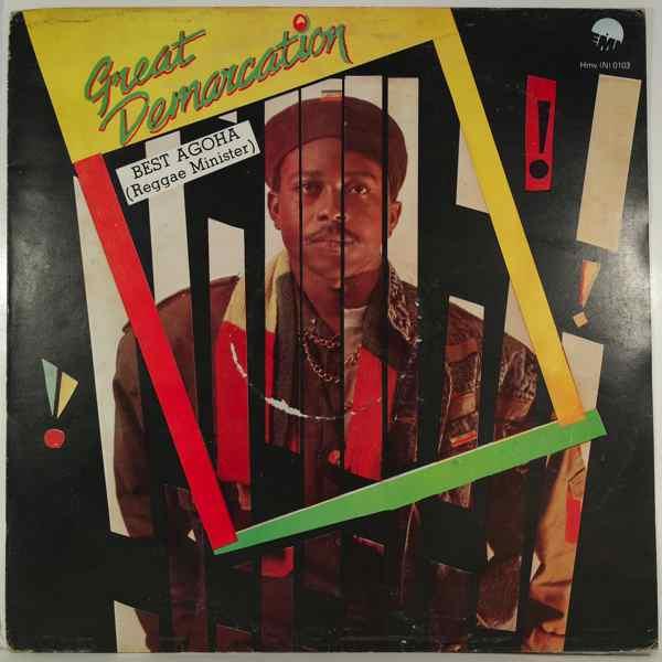 BEST AGOHA - Great demarcation - LP