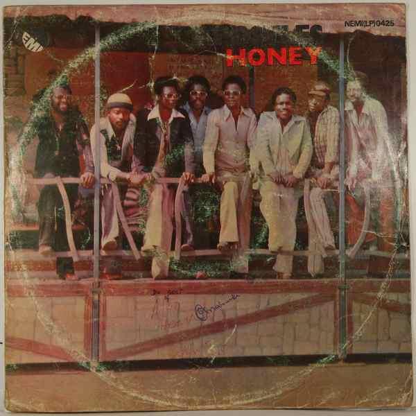 THE APOSTLES - Honey - LP
