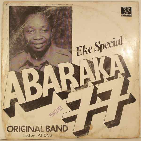 ABARAKA 77 - Eke special - LP