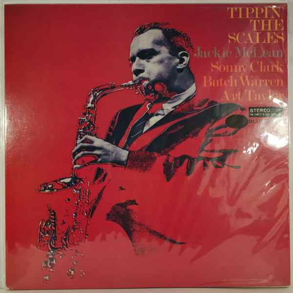 JACKIE MCLEAN - Tippin' The Scales - LP