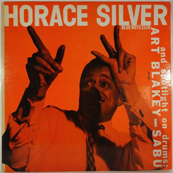 Horace Silver Trio And Spotlight On Drums