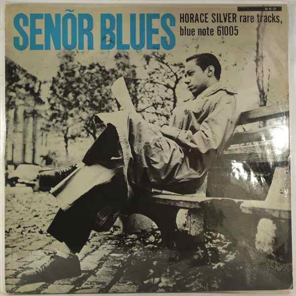 HORACE SILVER - Senor Blues - LP