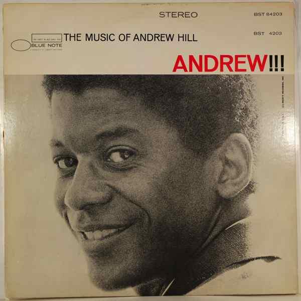 ANDREW HILL - Andrew!!! - LP