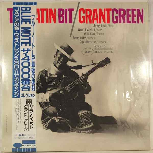 Grant Green The Latin Bit