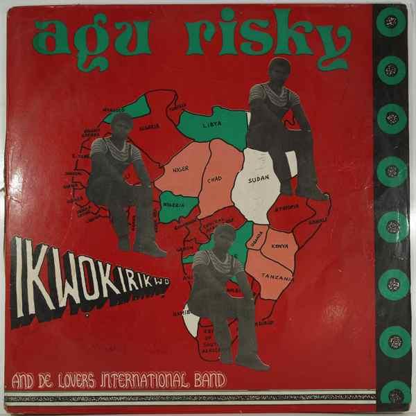 AGWU RISKY AND DE LOVERS - Same - LP