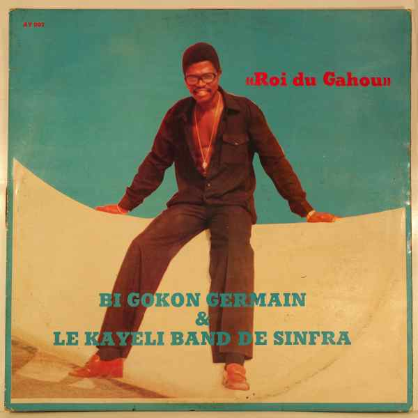 Bigokon Germain & Le Kayeli Band Roi du gahou