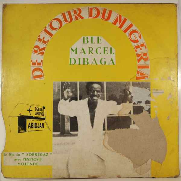 BLE MARCEL DIBAGA - De retour du Nigeria - LP