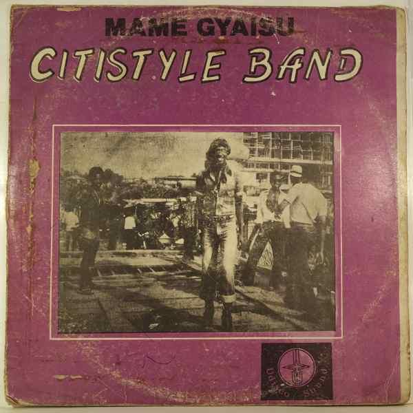 CITISTYLE BAND - Mame Gyaisu - LP