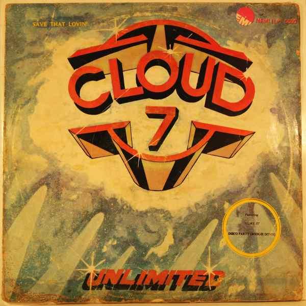 CLOUD 7 - Unlimited - LP
