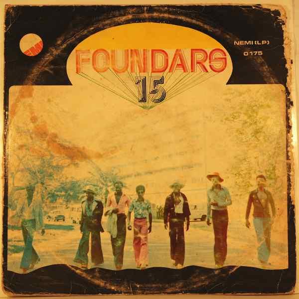 FOUNDARS 15 - Same - LP