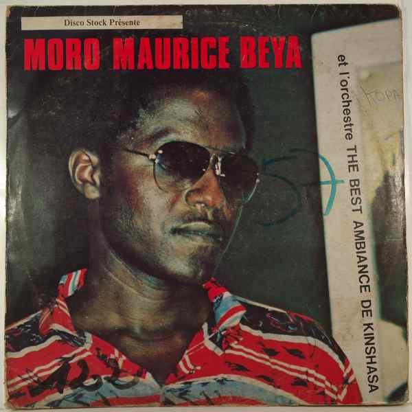 MORO MAURICE BEYA - Et l'Orchestre The Best Ambiance de Kinshasa - LP
