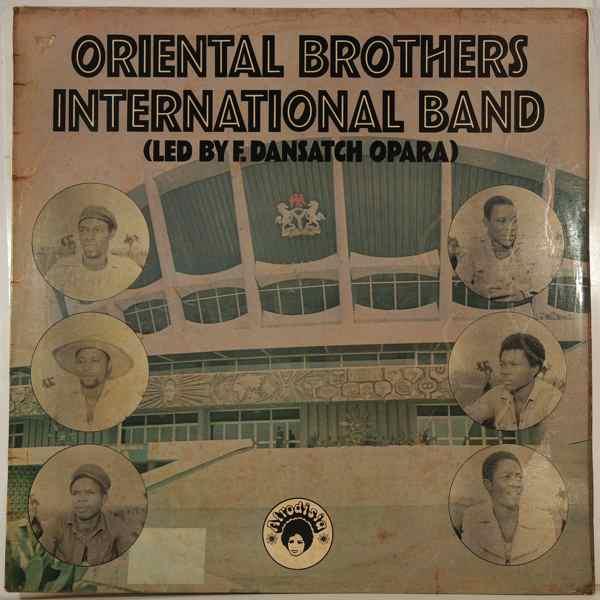 ORIENTAL BROTHERS INTERNATIONAL BAND - Same - LP
