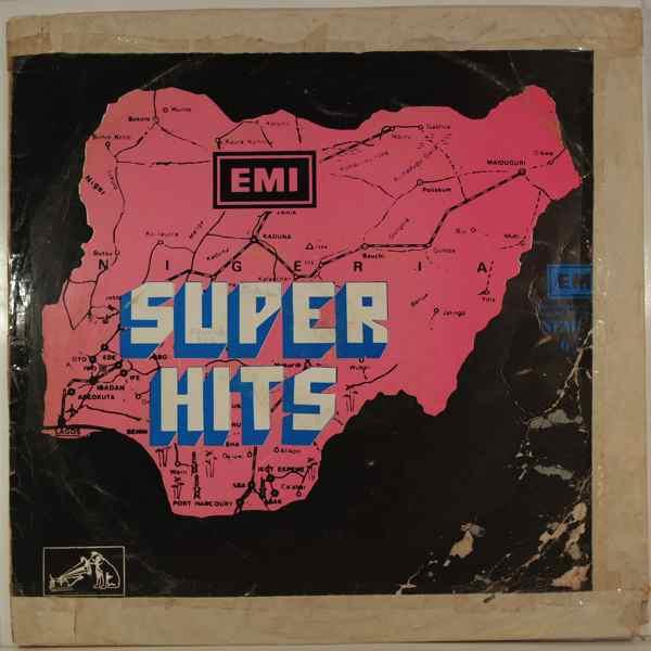 VARIOUS - Super Hits - LP