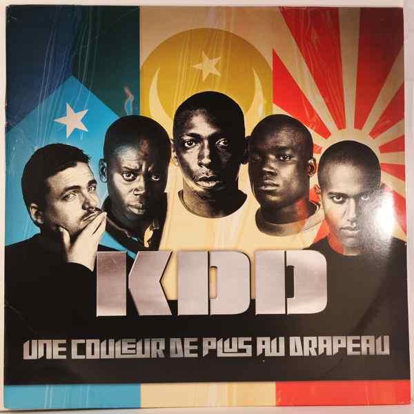 KDD - Une Couleur De Plus Au Drapeau - LP x 3