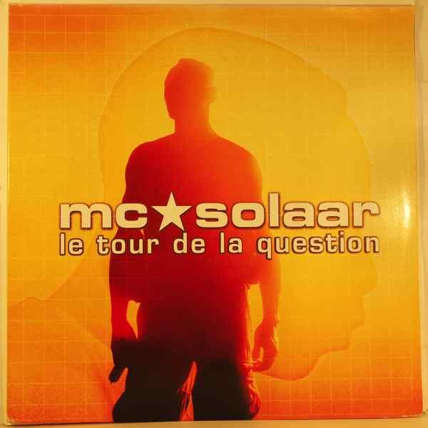 MC SOLAAR - Le Tour De La Question - LP x 2