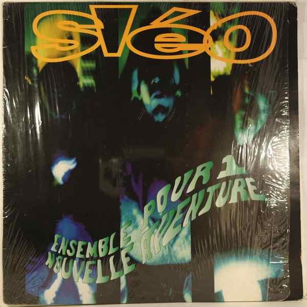 SLEO - Ensemble Pour Une Nouvelle Aventure - LP x 2