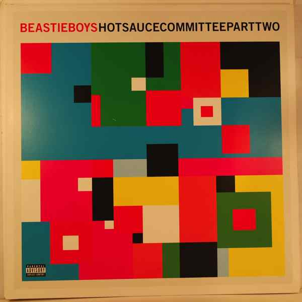 BEASTIE BOYS - Hot Sauce Committee Part Two - 33T x 2