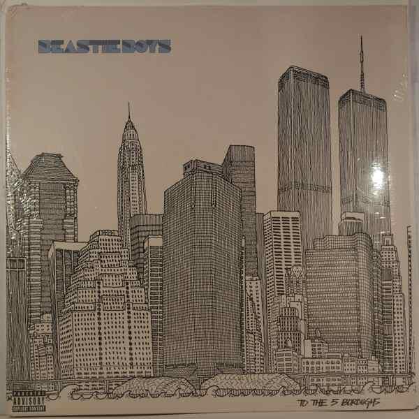 BEASTIE BOYS - To The 5 Boroughs - LP x 2