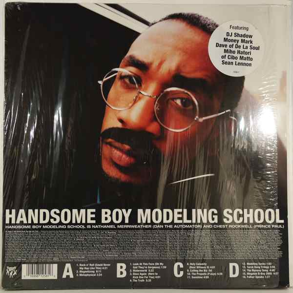 HANDSOME BOY MODELING SCHOOL - SoÉ How's Your Girl? - 33T x 2
