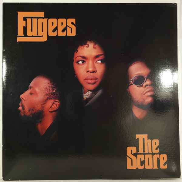 FUGEES - The Score - 33T x 2
