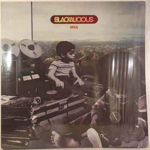 BLACKALICIOUS - Nia - LP x 2
