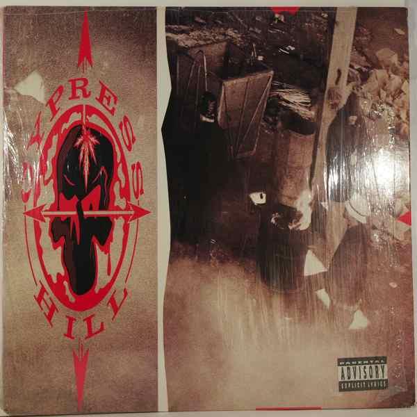CYPRESS HILL - Same - LP